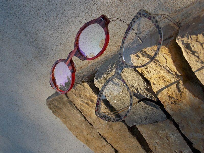Créations originales lunettes Optique Pacheco - Optique Pacheco